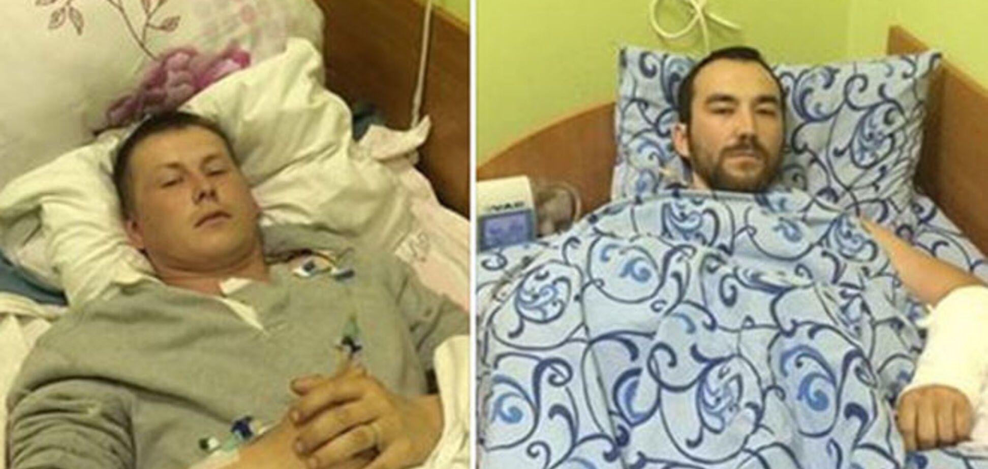 ОБСЕ: пленные ГРУшники признали, что они кадровые военные России