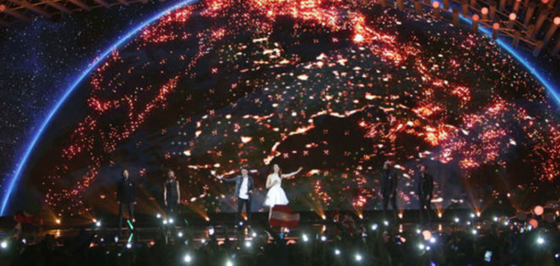 Стали известны финалисты 'Евровидения-2015'