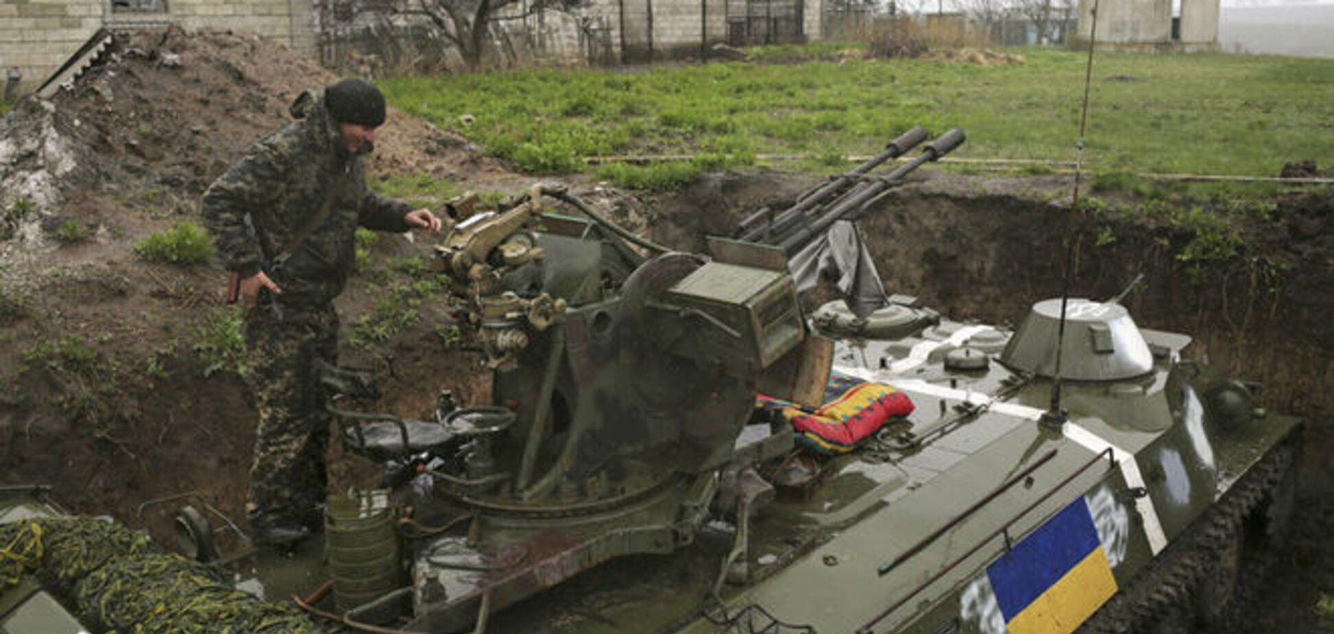 В бою в Широкино ликвидировали троих террористов: еще шесть ранены