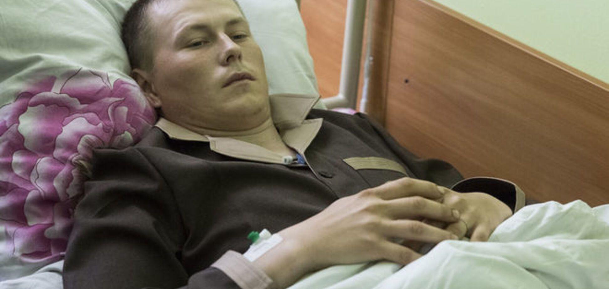 Суд арестовал пленного ГРУшника Александрова до 19 июля
