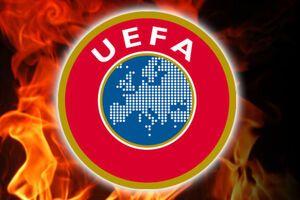 'Без зрителей'! УЕФА наказал 'Днепр' за фанатский беспредел