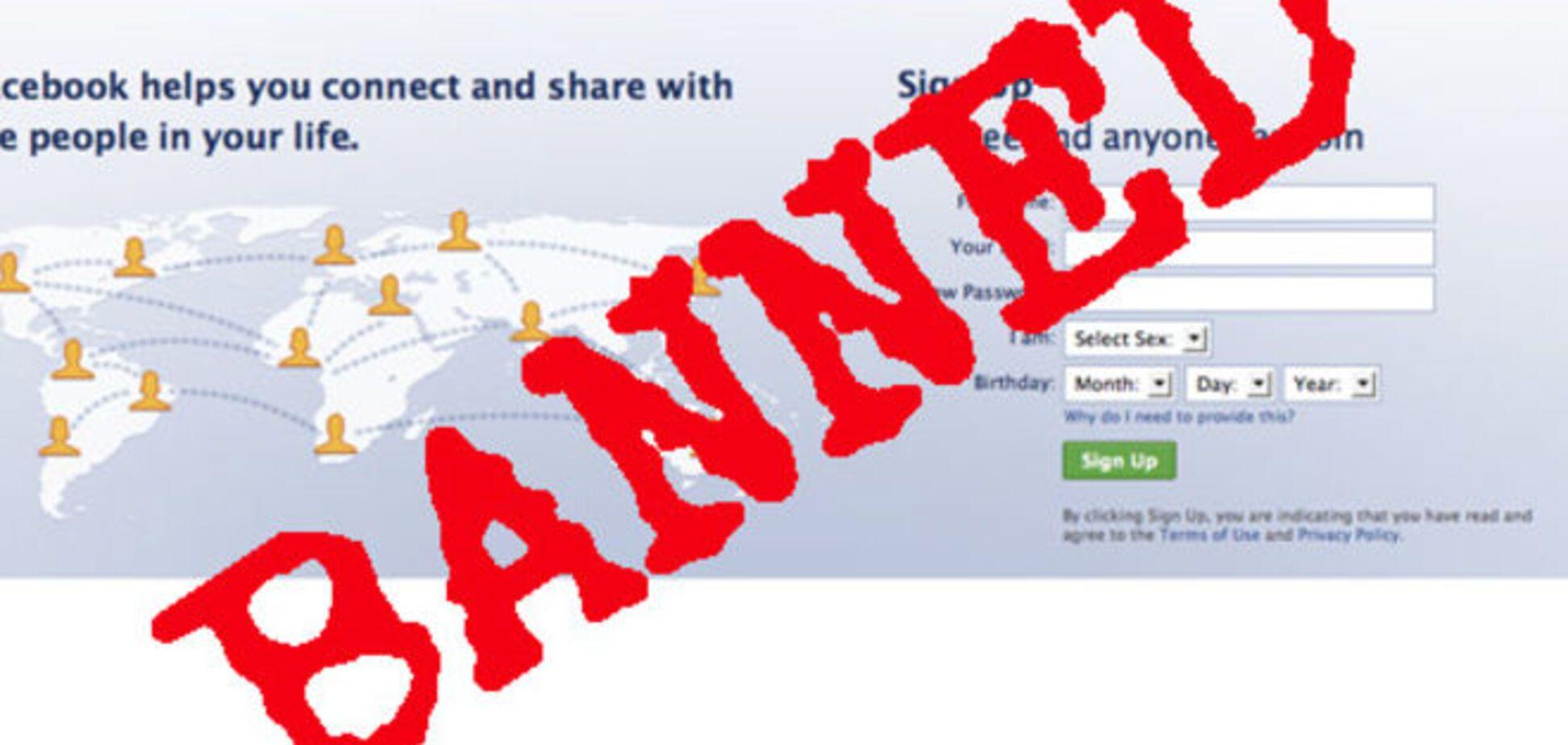 Россия грозит заблокировать Google,Twitter и Facebook
