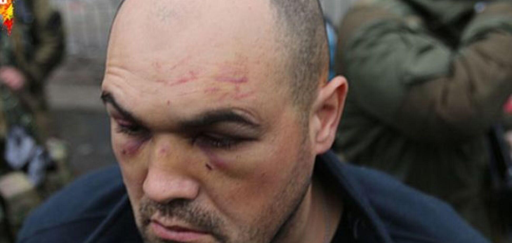 Порошенко анонсировал освобождение из плена легендарного комбата 'киборгов'
