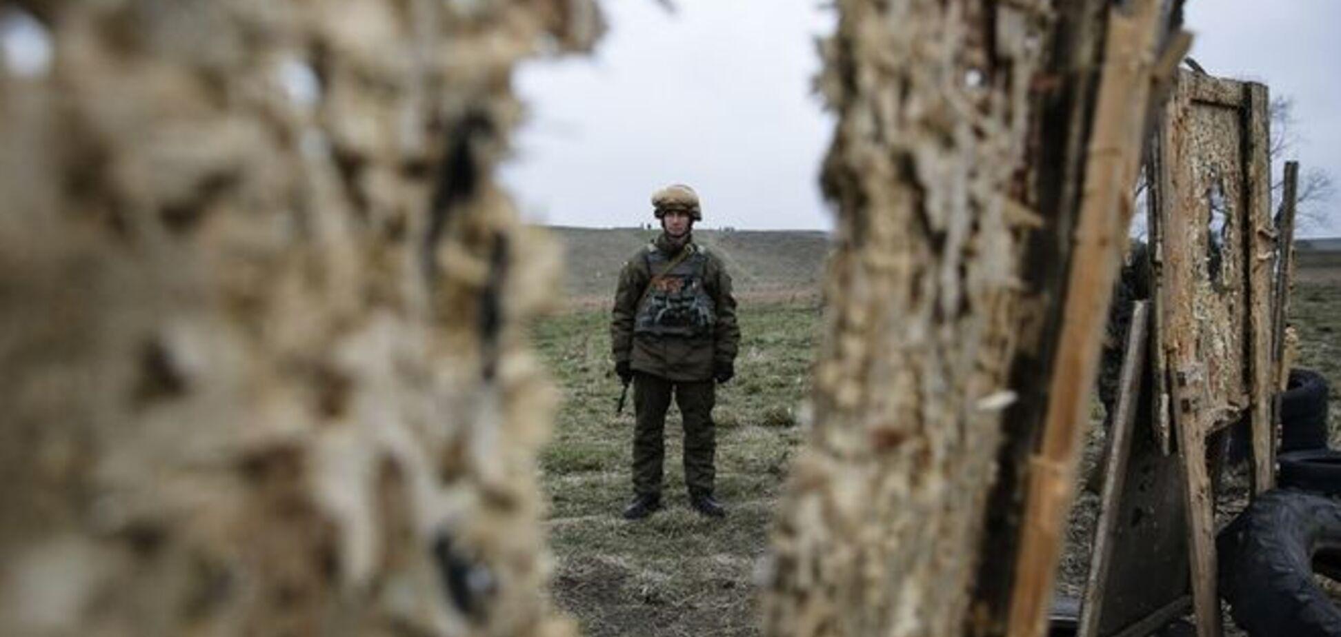 Машовец: война на Донбассе – локальная, стрельба – случайная