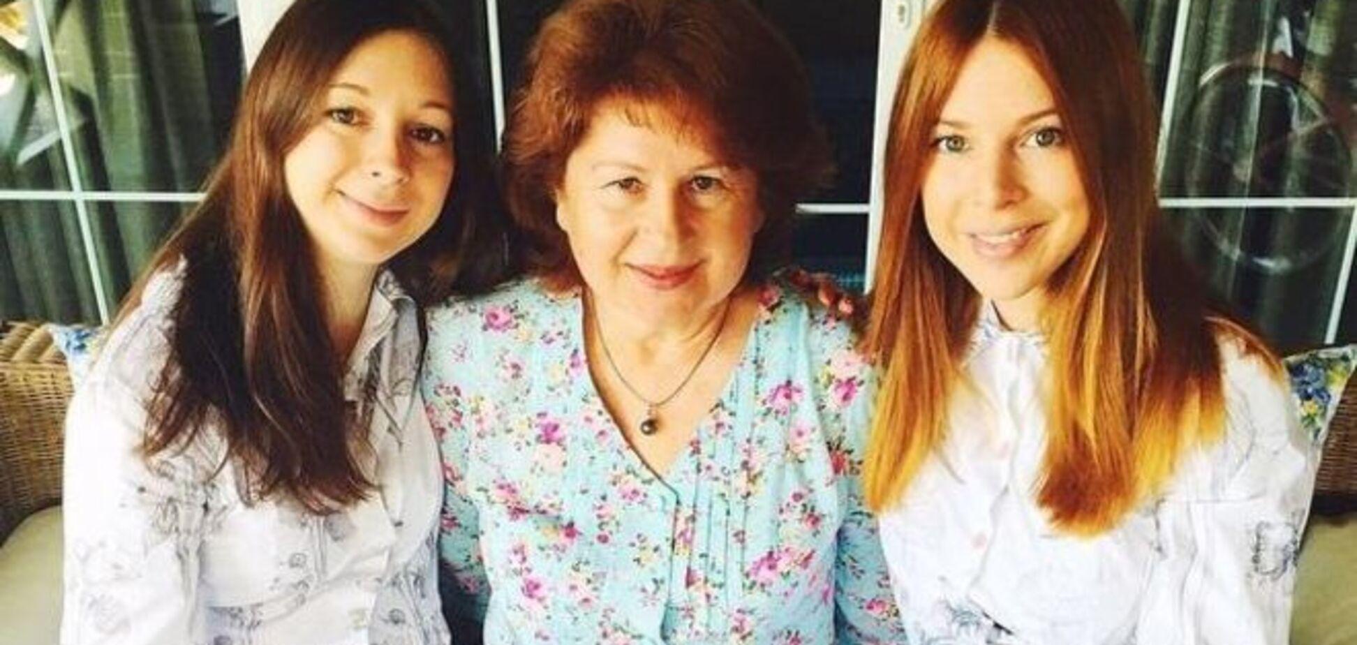 Наталья Подольская готовится к рождению троих детей: ее сестра-близнец тоже беременна