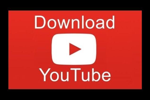Herunterladen eines youtube videos