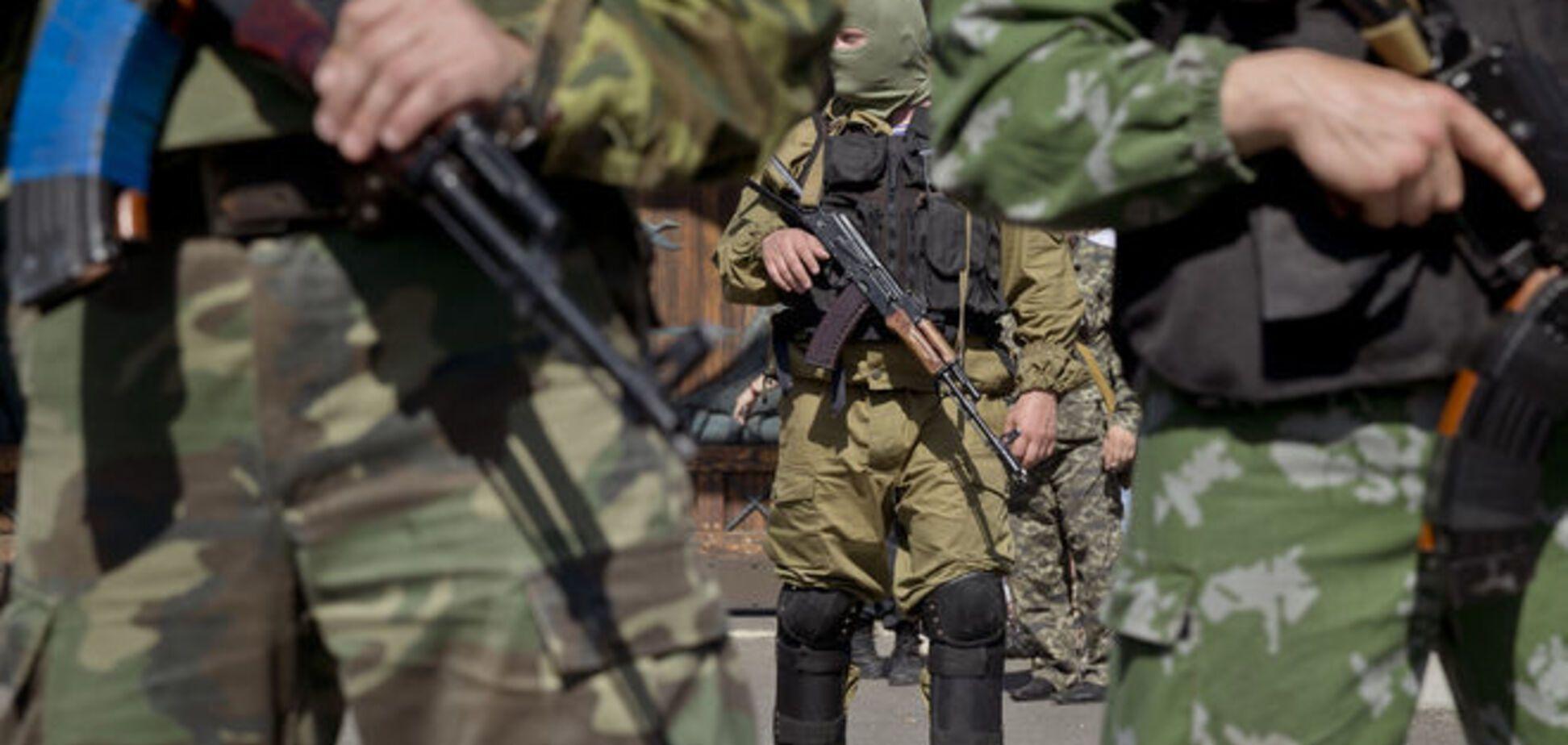 Террористам поставлена задача брать в плен бойцов АТО - Тымчук