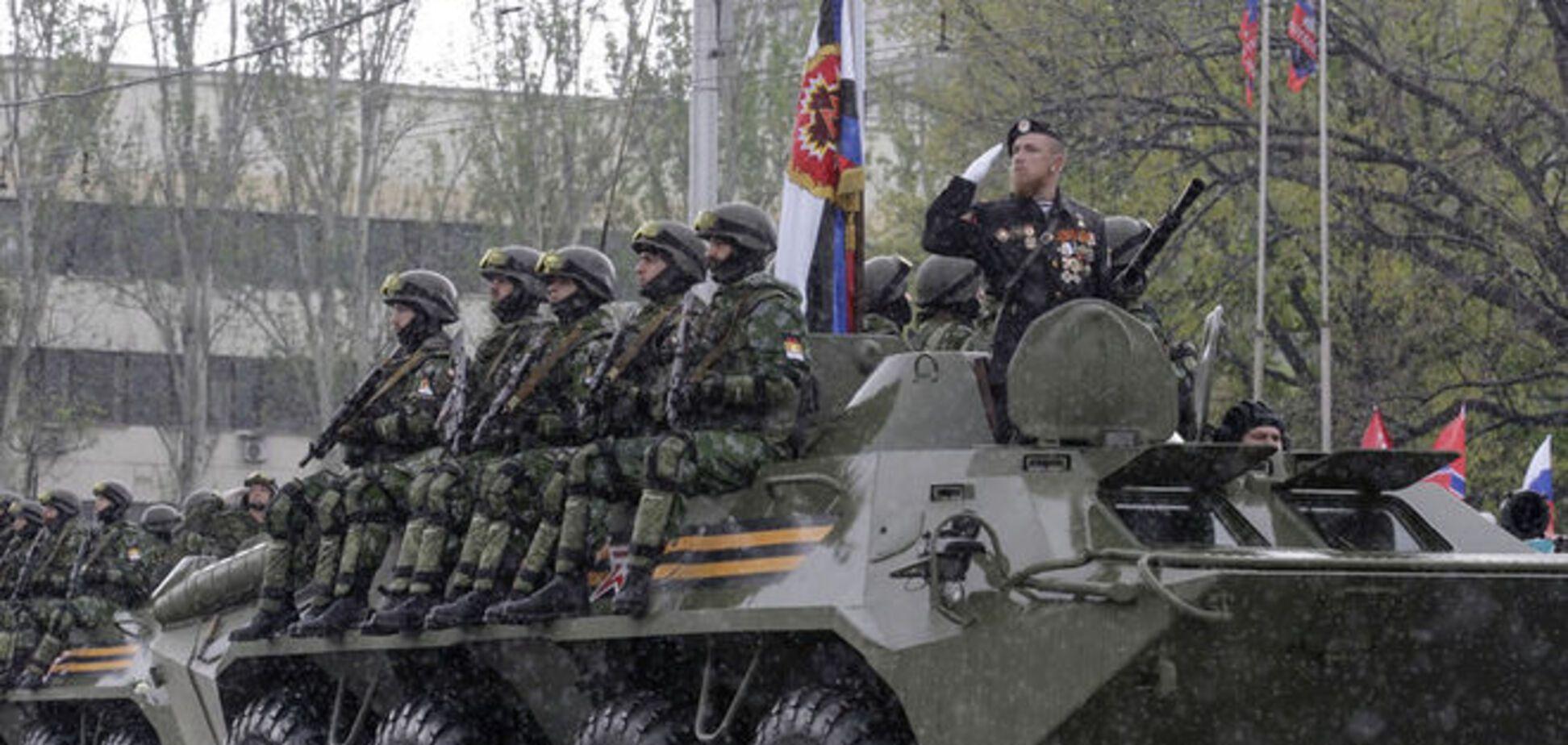 Замглавы АТО назвал количество российских военных на Донбассе