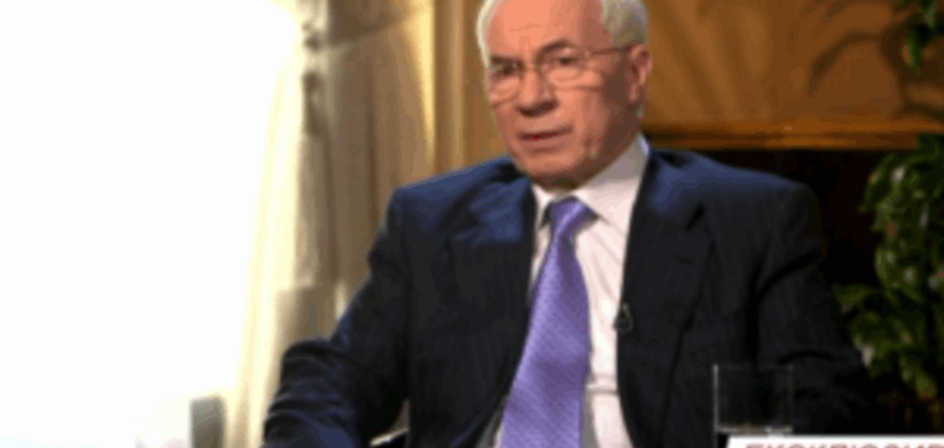 Проти каналу, який показав інтерв'ю з втікачем Азаровим, розпочато розслідування