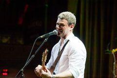 Арсен Мірзоян відсвяткував день народження на сцені київського клубу