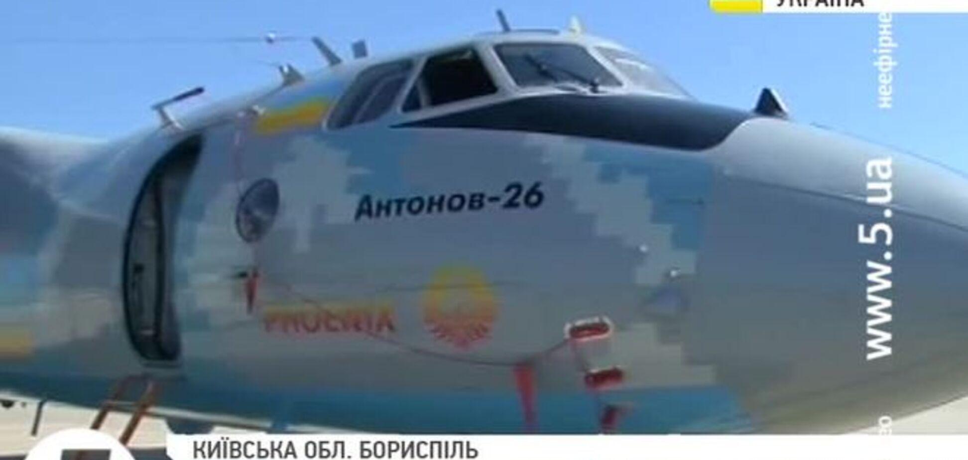 Волонтеры отремонтировали самолет 'Рятунчик' для АТО: видеофакт