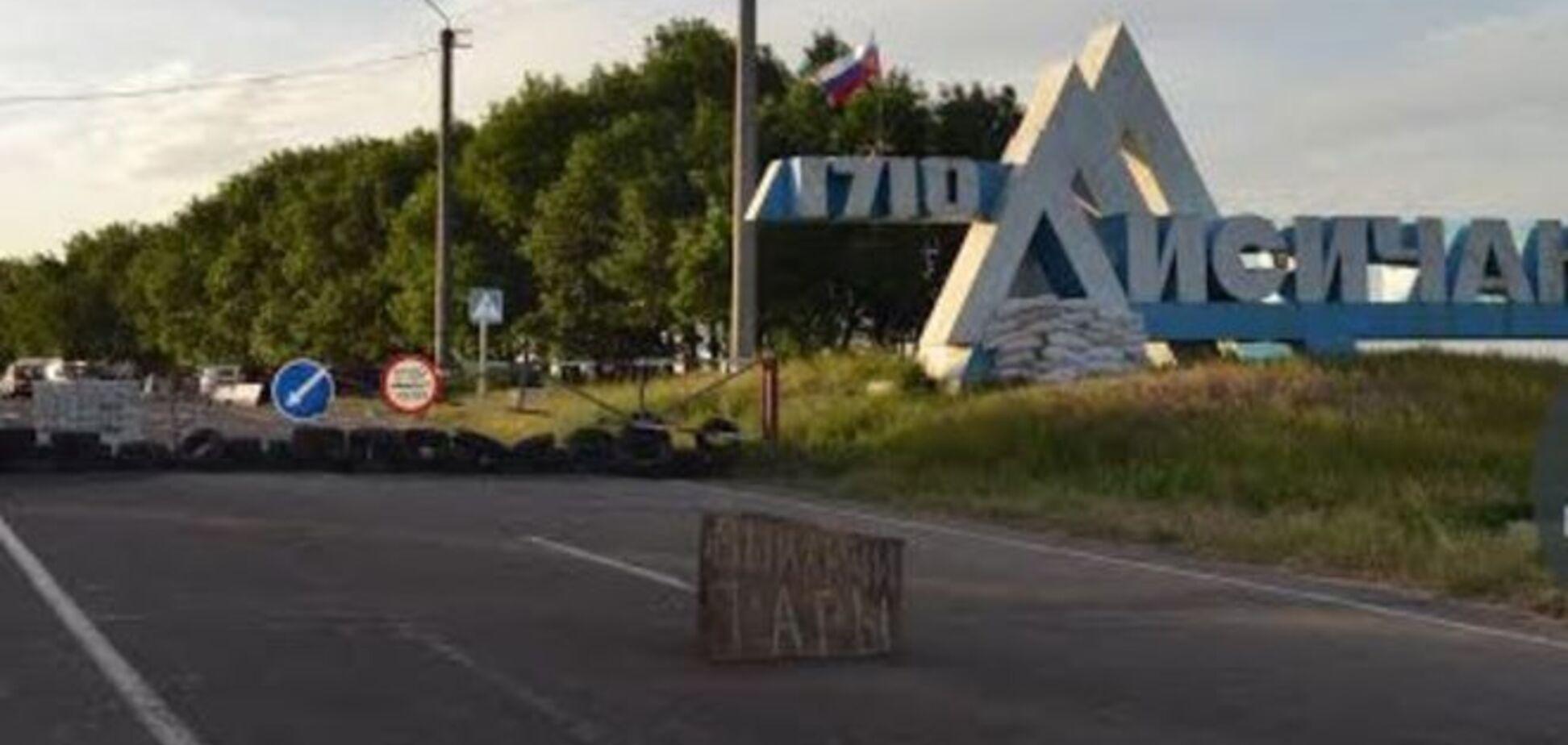 На Луганщине задержали белорусов, спешивших на подмогу террористам 'ЛНР'