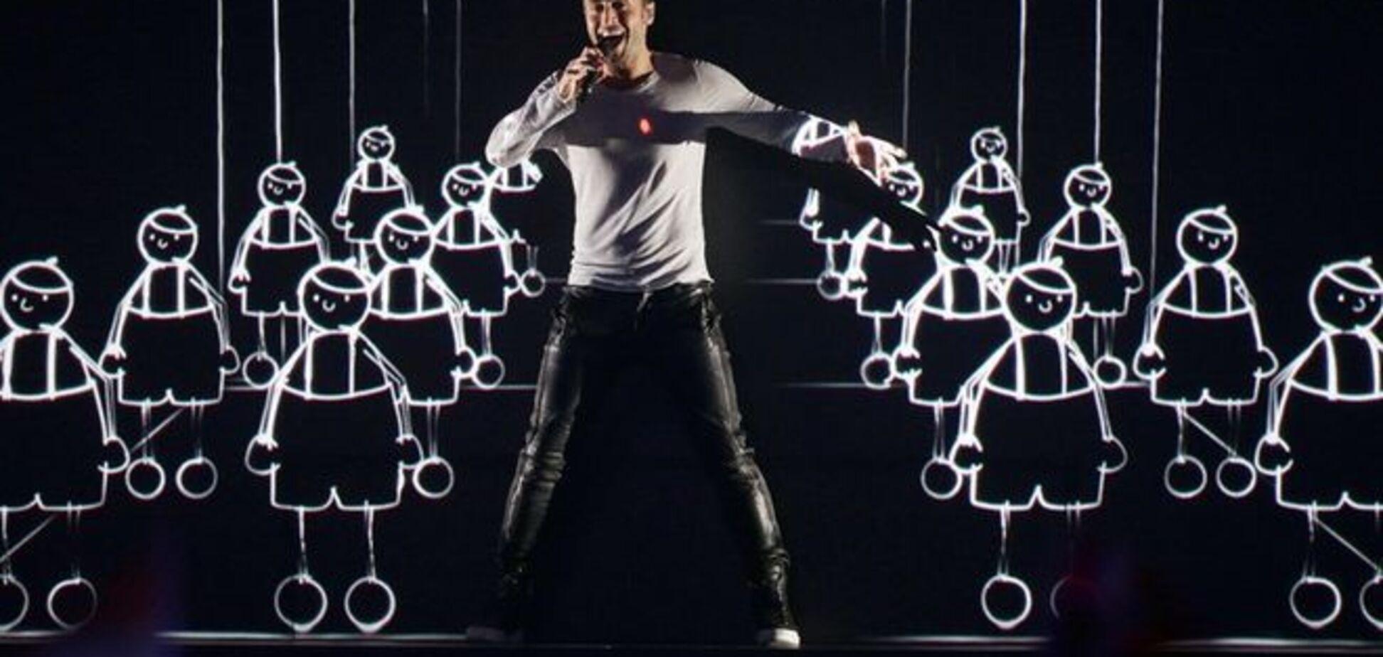 Победитель Евровидения-2015 признался, кому посвящена его песня
