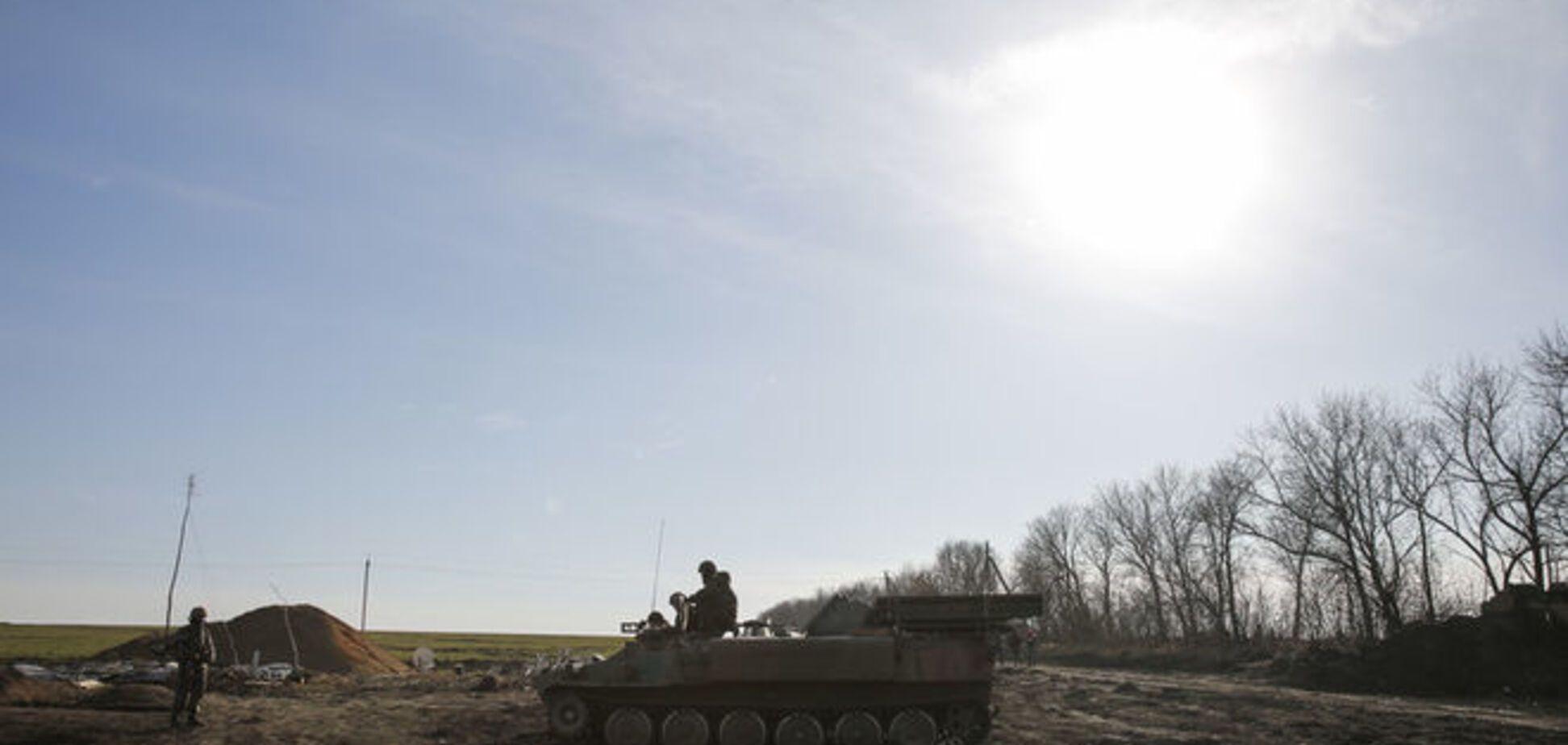 В бою в Широкино погиб боец АТО: еще один ранен