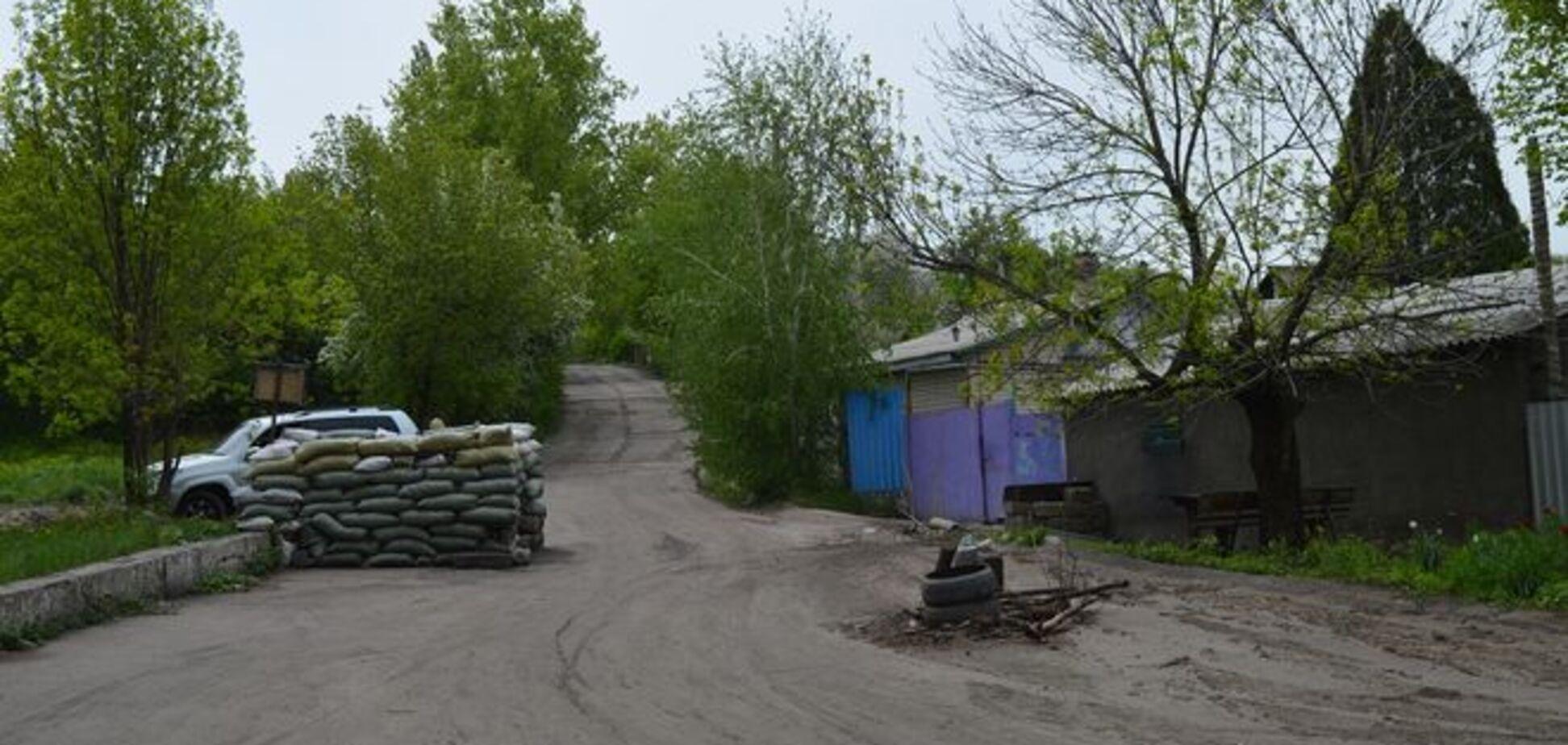 Луганщина осталась без воды: террористы перебили водопровод