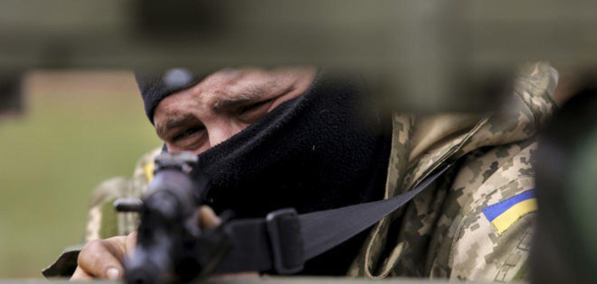 Бойцы АТО вступили в бой с террористами в Ленинском: есть раненые
