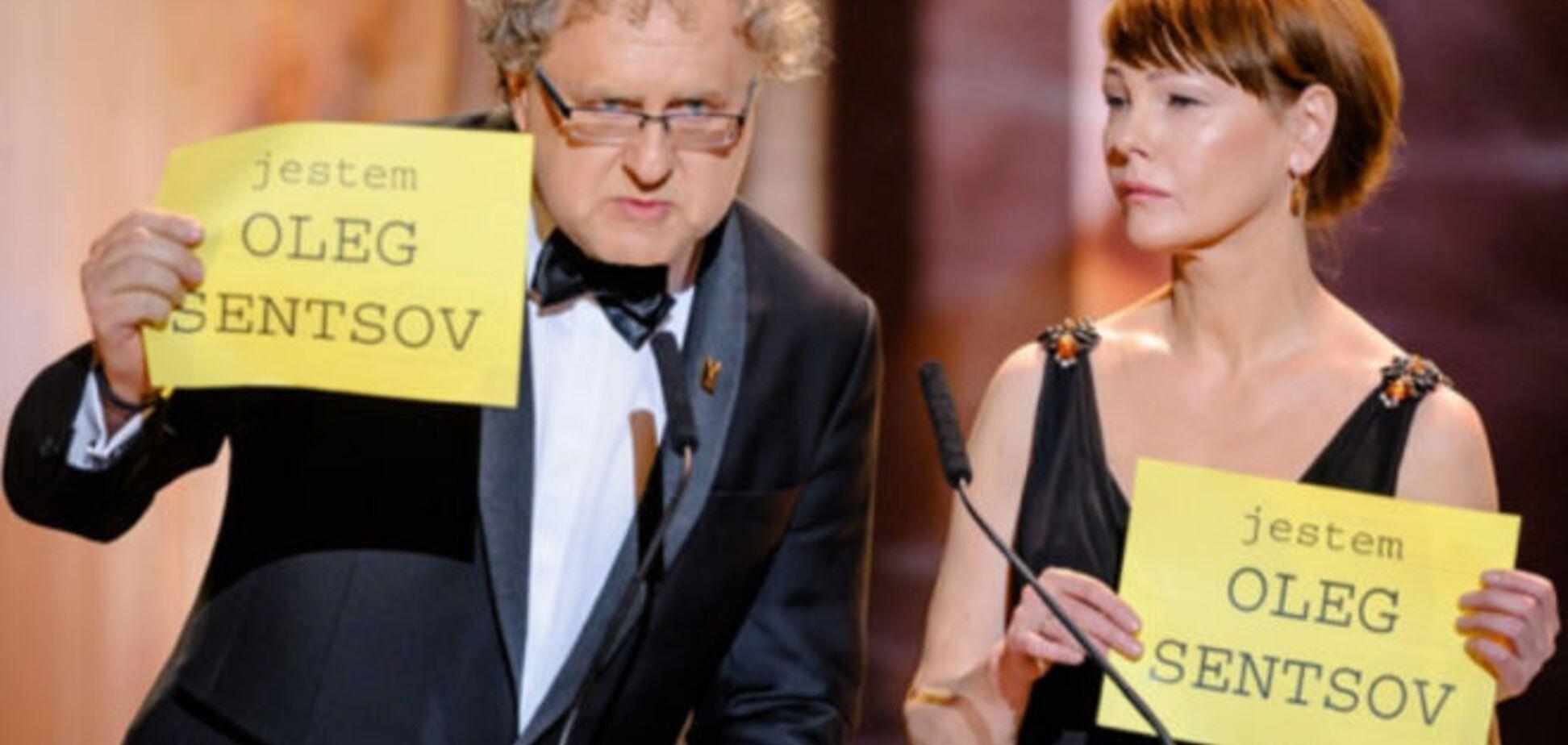 На Каннском кинофестивале требовали освободить Сенцова