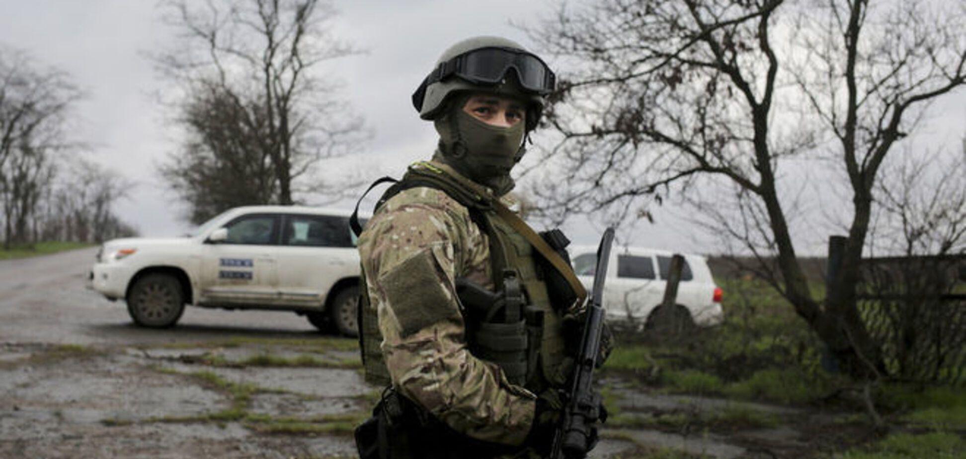 В Широкино возобновились интенсивные обстрелы - ОБСЕ