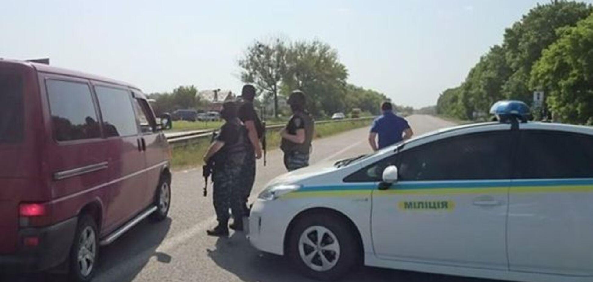 В МВД рассказали подробности убийства и захвата заложников на Харьковщине