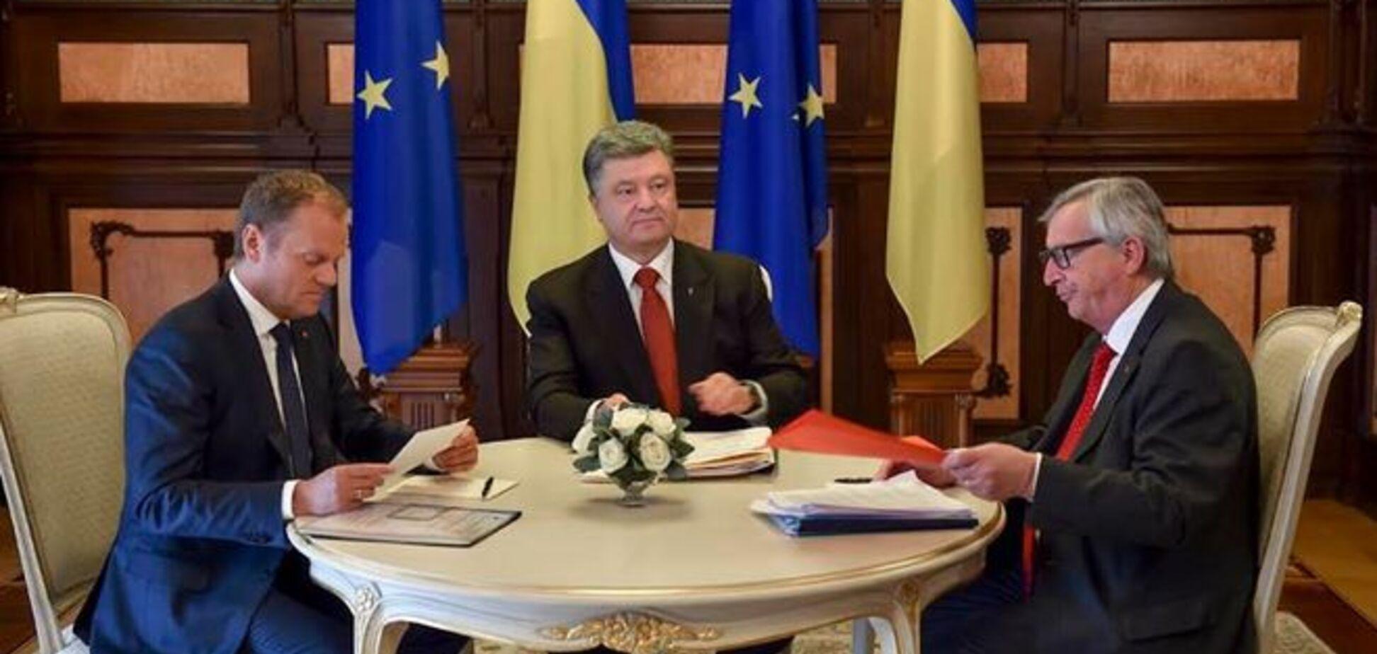 Саммит Восточного партнерства в Риге: успехи и поражения Украины. Инфографика