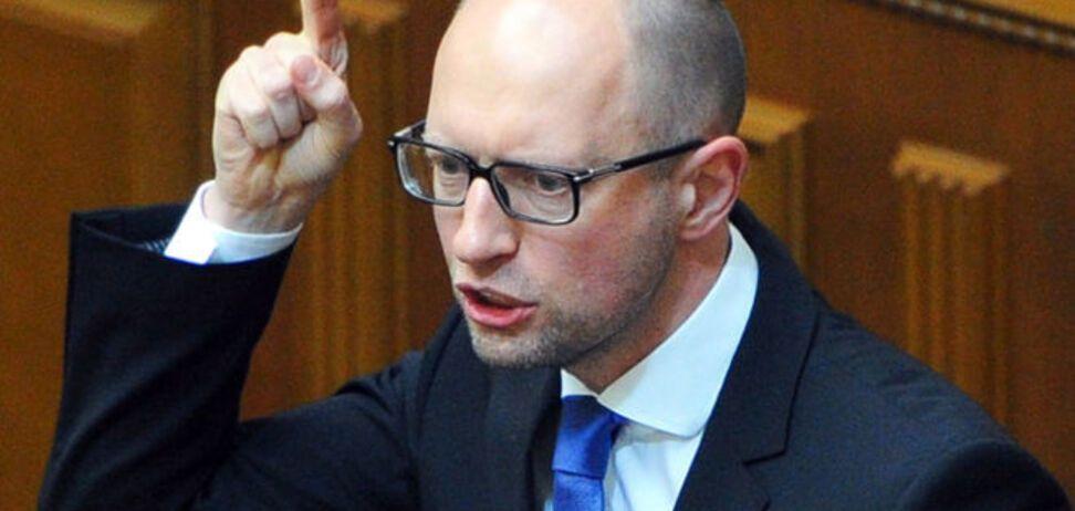 Яценюку не доверяют почти 70% опрошенных украинцев
