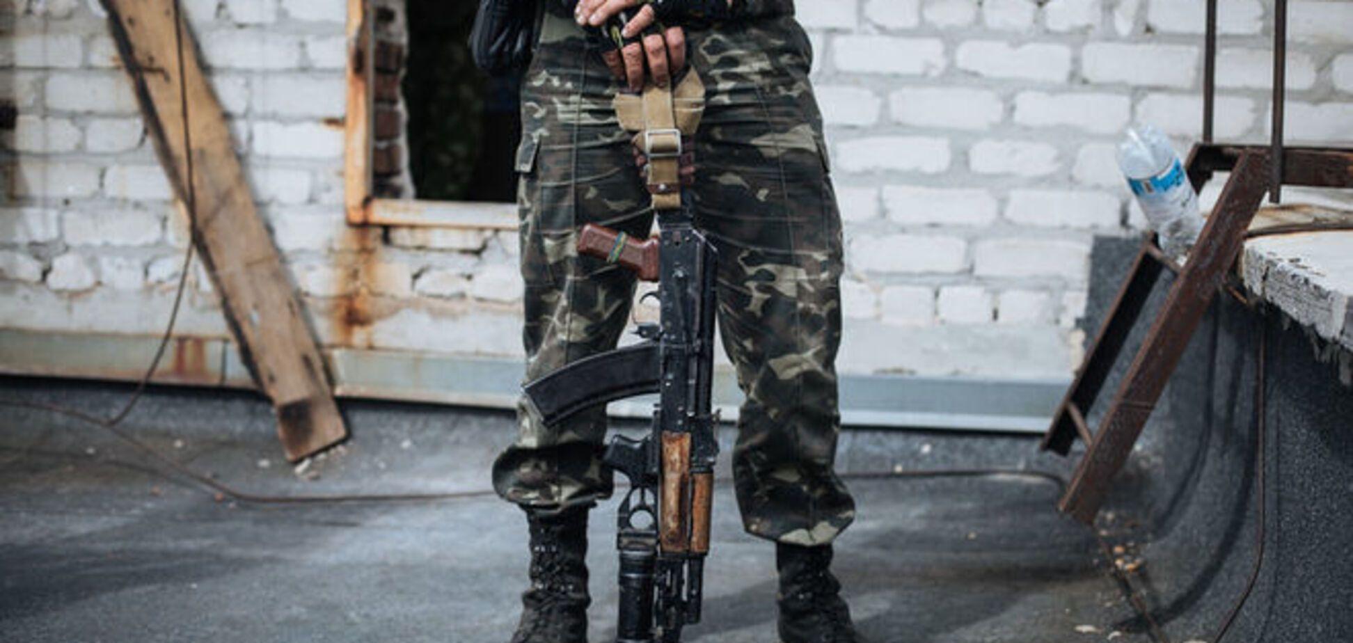 Україну наповнила зброя із зони АТО