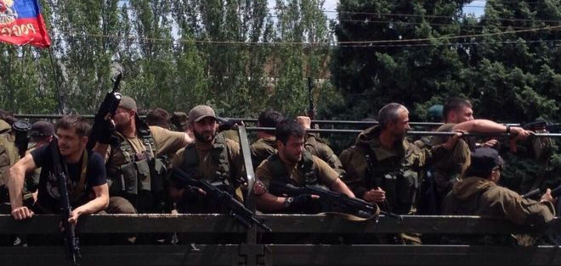 Конфликт на Донбассе превратился в гражданскую войну чеченцев - Time