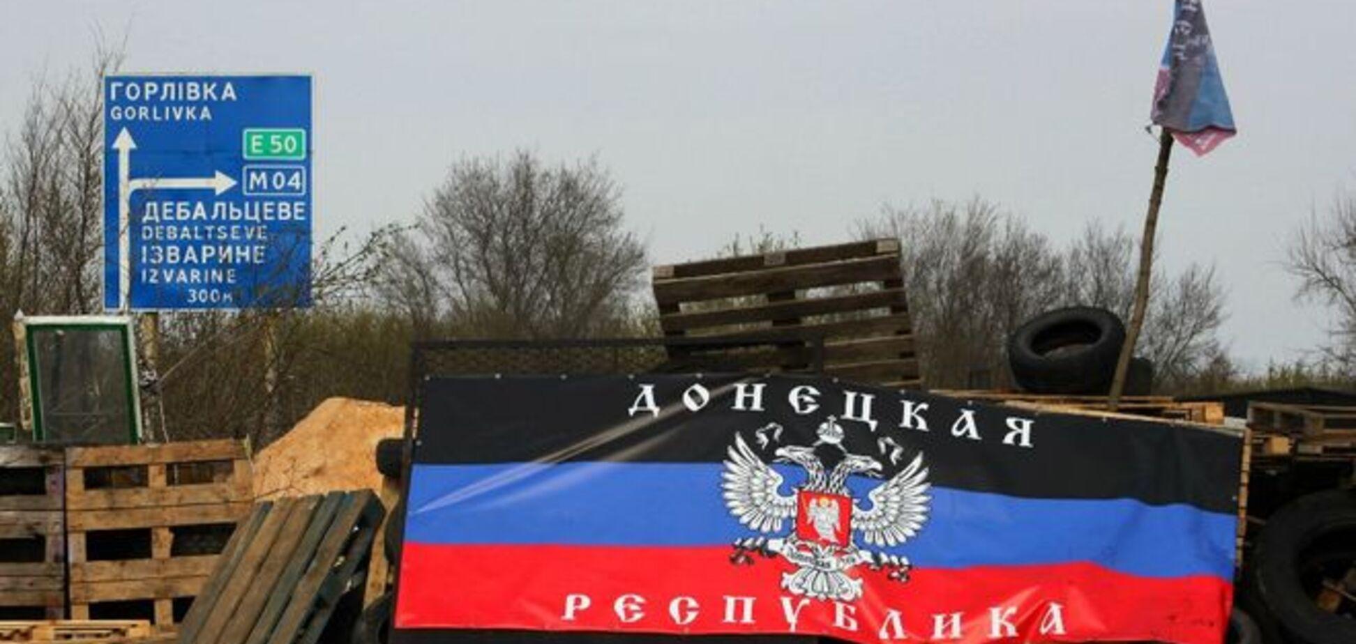 'ДНР' та 'ЛНР' розвивають 'економіку': зростає торгівля зброєю і паленою горілкою