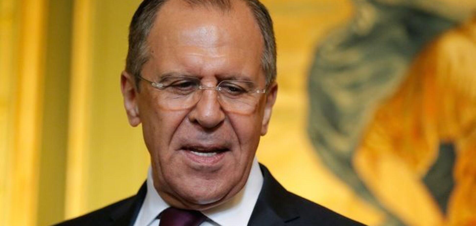 Лавров зізнався, що Росія не може прогодувати окупований Донбас