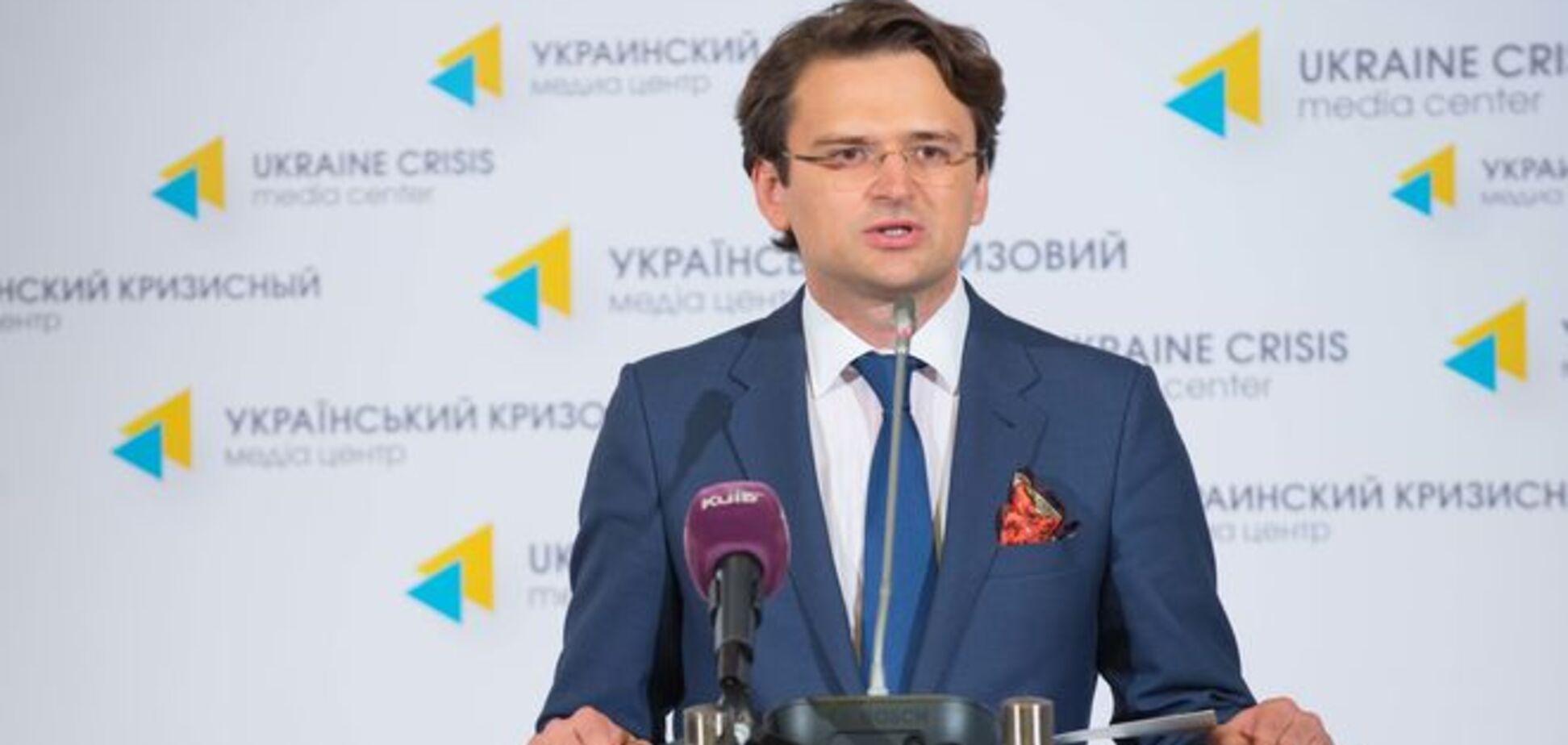 МЗС популярно пояснив посольству Росії, як зустрітися з полоненими ГРУшниками