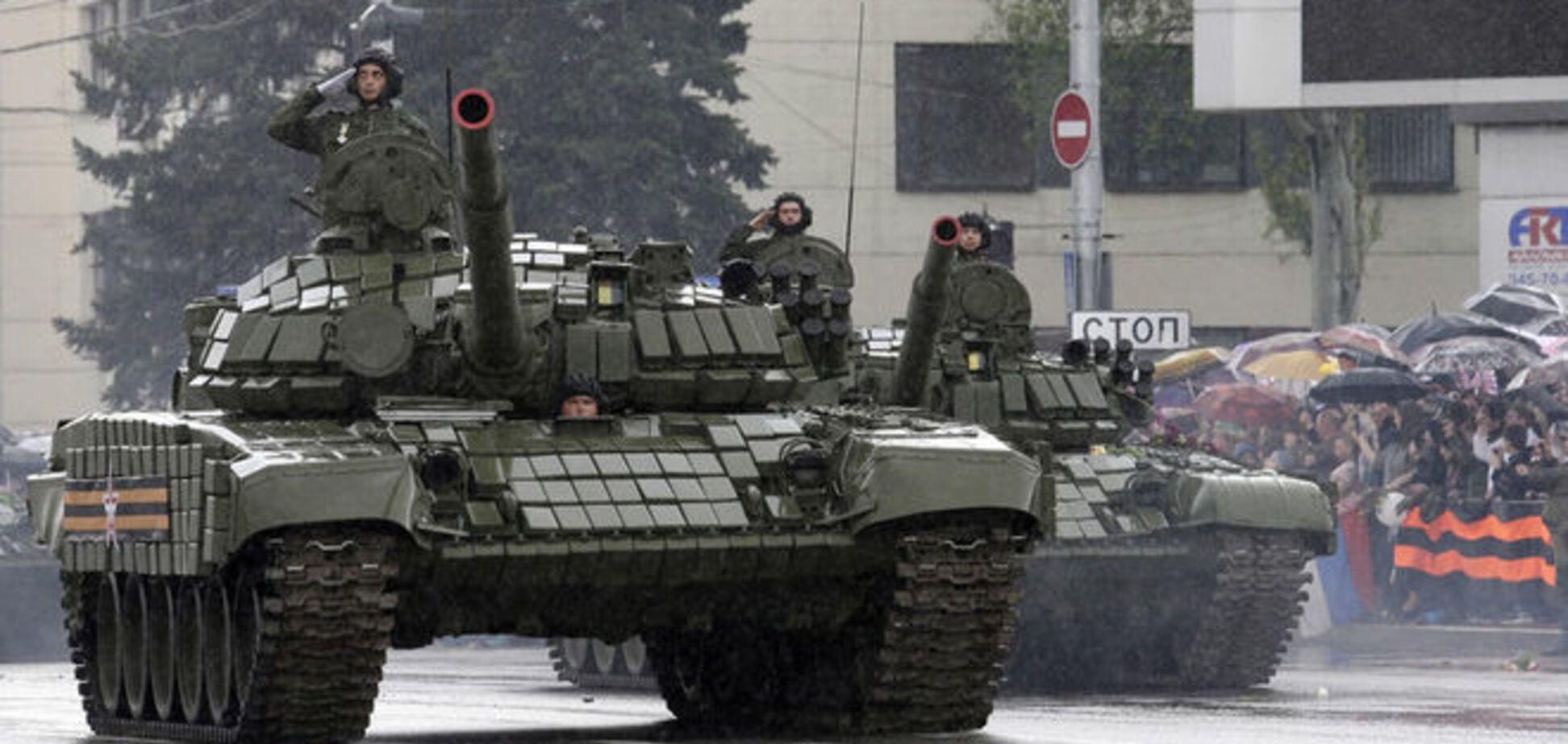 Зачем Россия стягивает технику к украинской границе