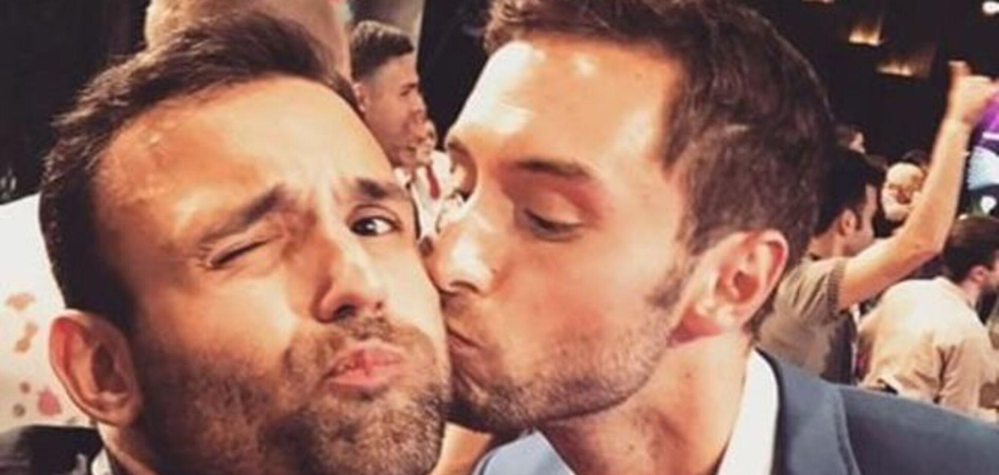 Обиженные РосСМИ раскопали гей-фото победителя 'Евровидения-2015'
