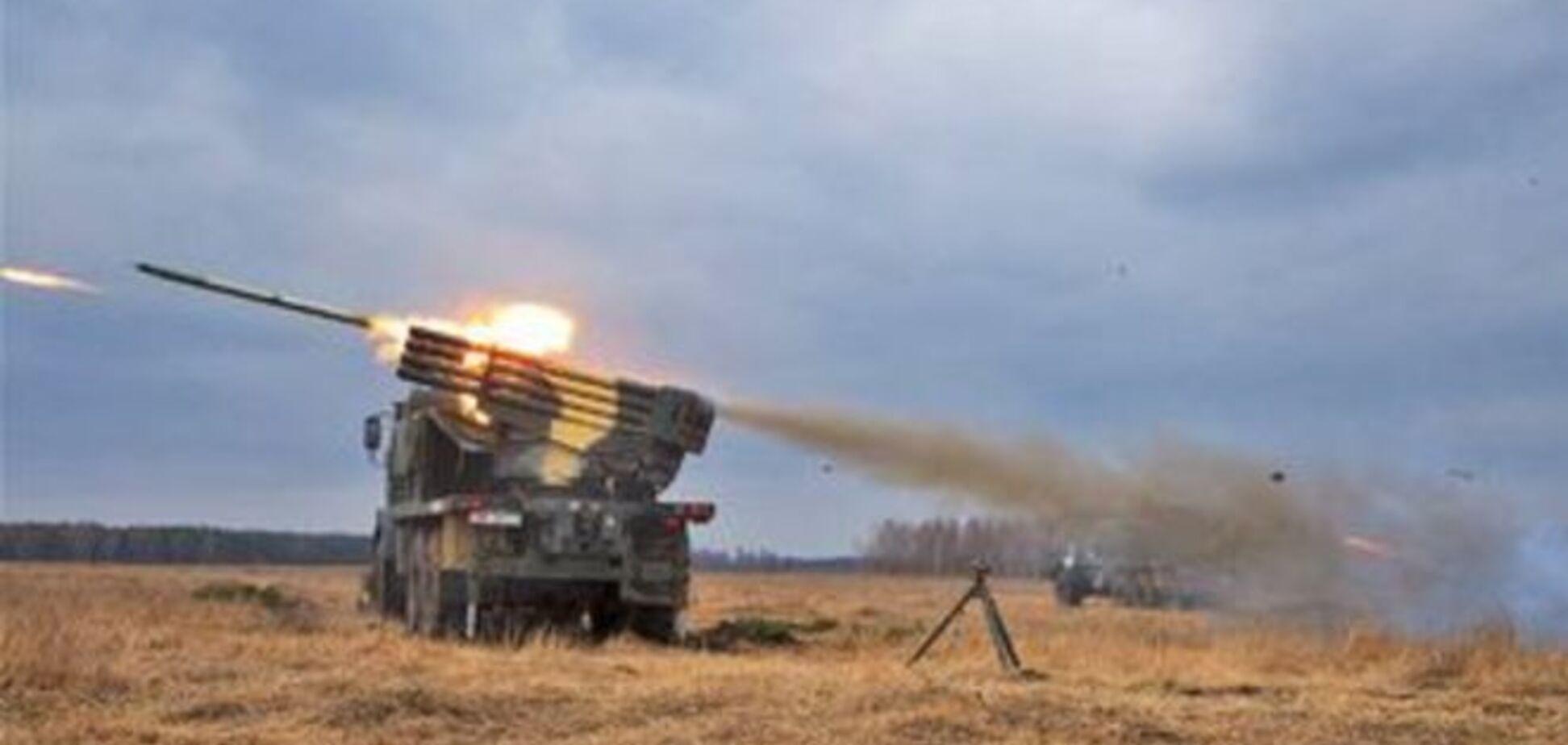 Ракеты к 'Урагану' и противотанковые мины: что хранят дома жители Донбасса