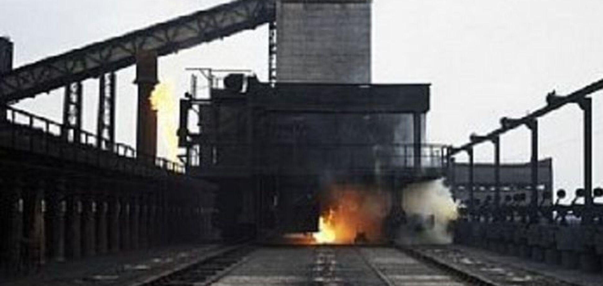 На Авдеевском коксохиме утечка аммония: завод Ахметова снова под ударом