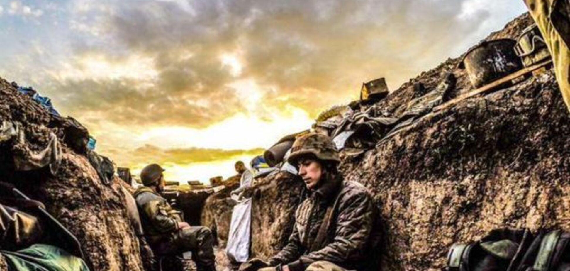 Под Песками террористы открыли огонь по переднему краю сил АТО