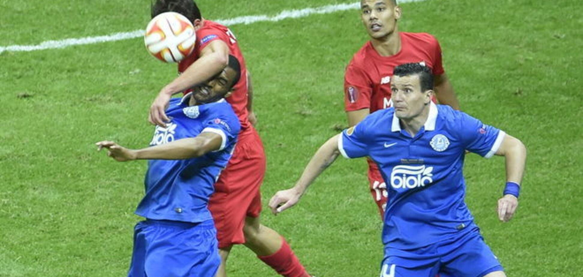 Федецкий объяснил поражение 'Днепра' в финале Лиги Европы