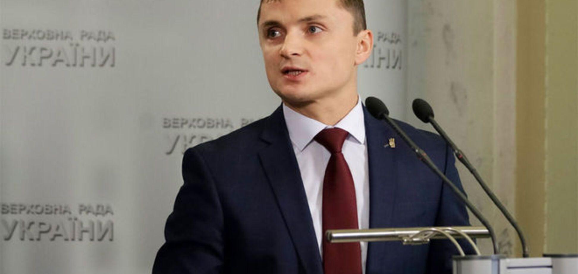 Депутат-'свободовец' взялся за пророссийских чиновников Сумщины