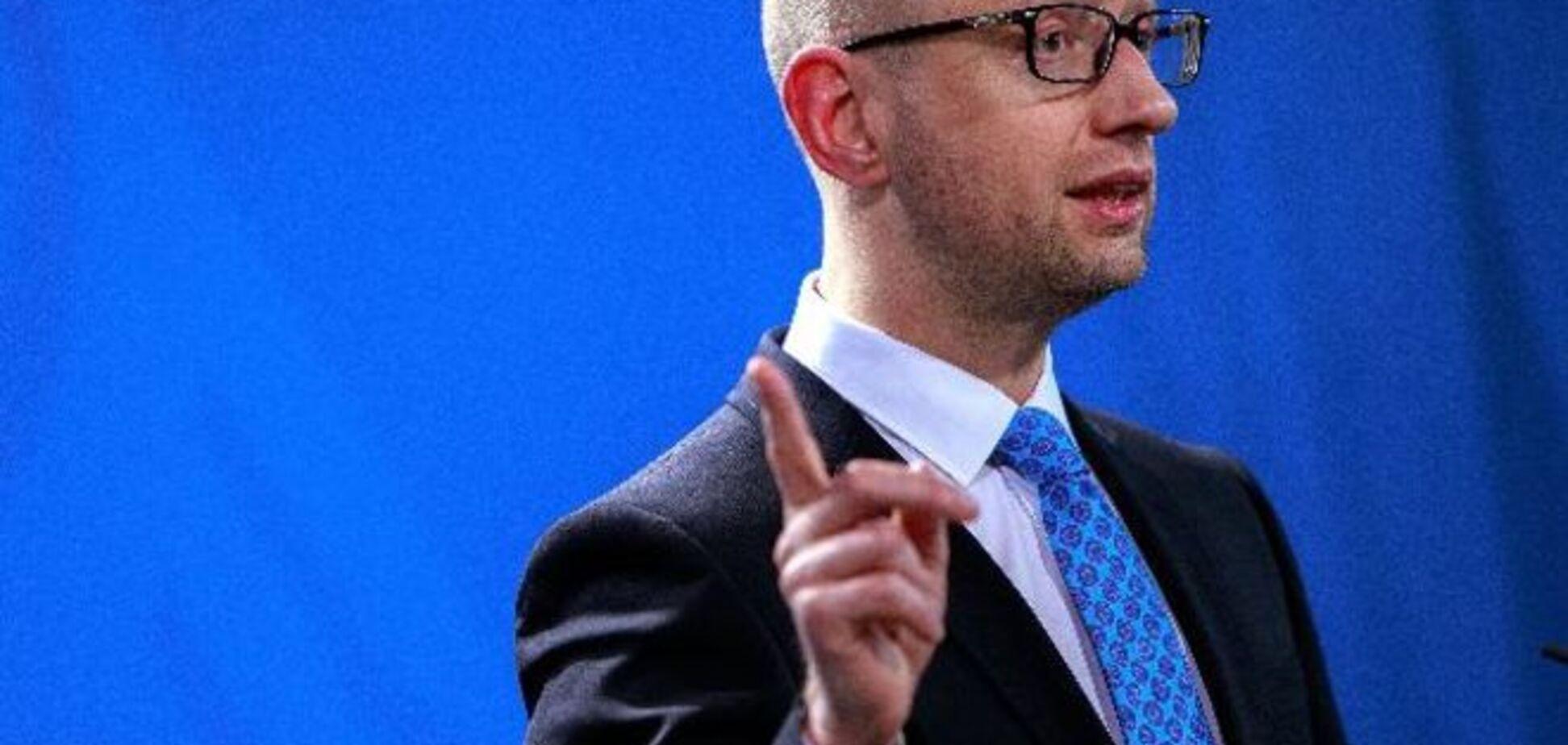 Яценюк распродает Украину на 'блошином рынке' - Forbes