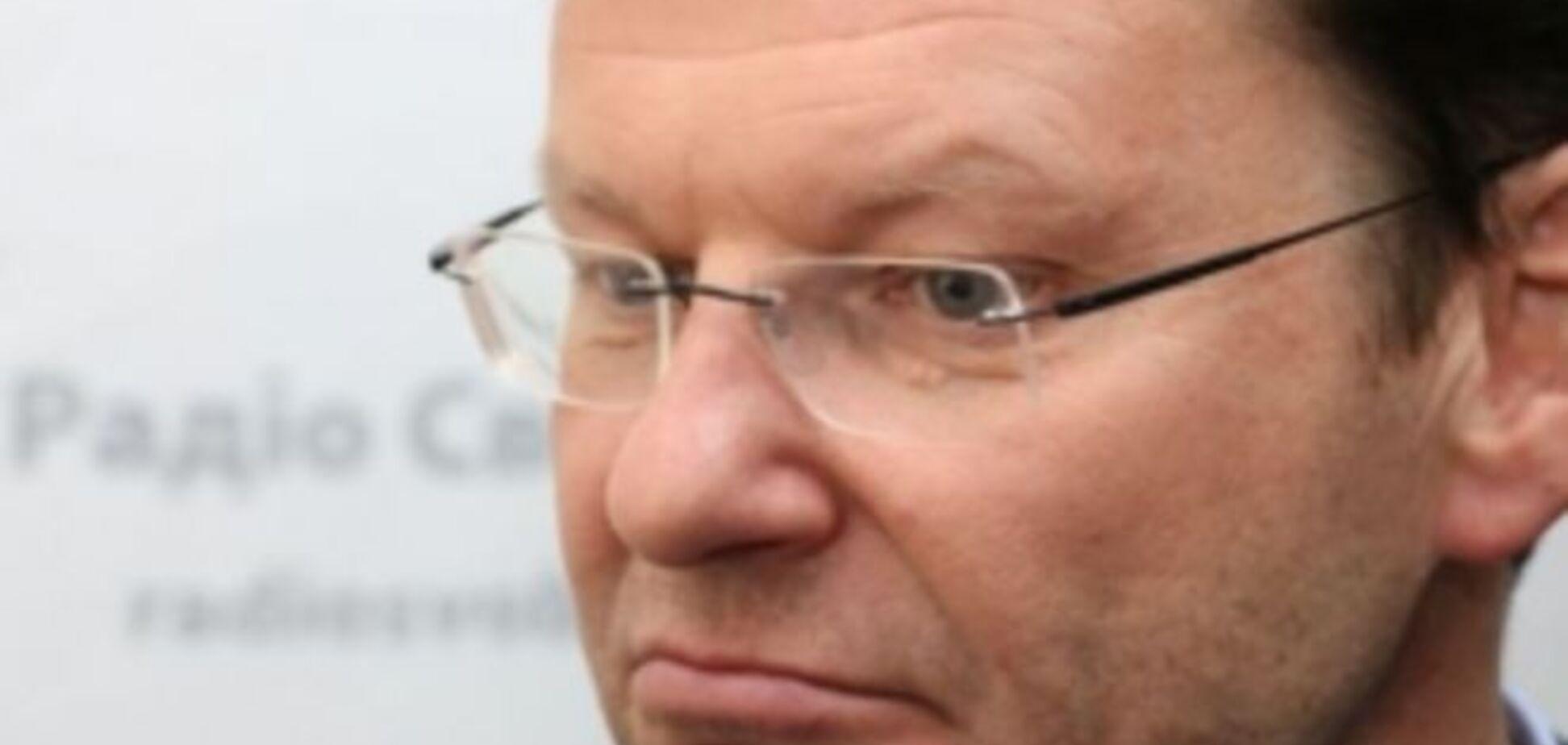 У Саші було незадоволене бажання потрапити в політику: Абромавічус про секрети Боровика