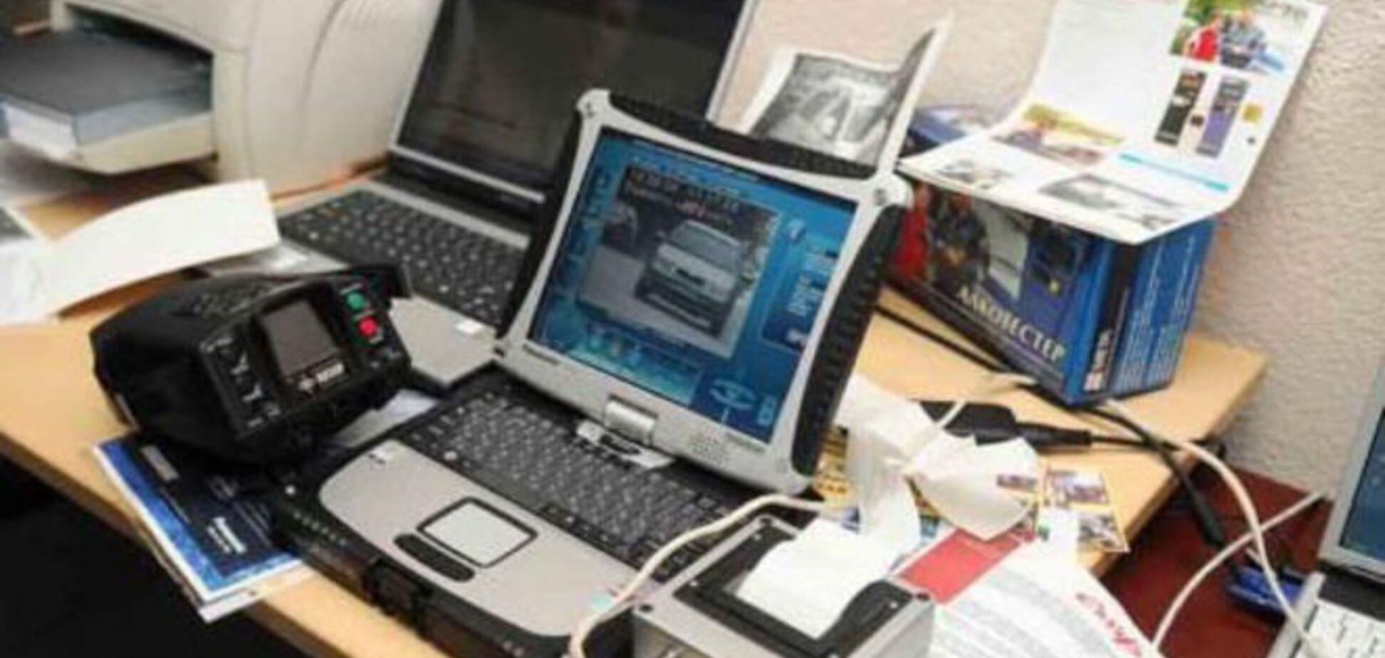 ГАИ подготовит 600 камер киевским водителям