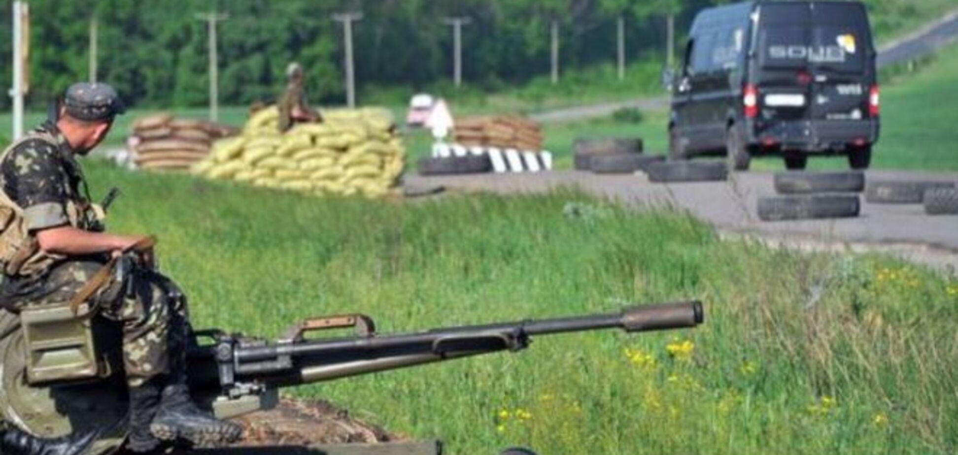 Блокпости на Донбасі беруть з кожної фури по 100 тис. грн - Філатов