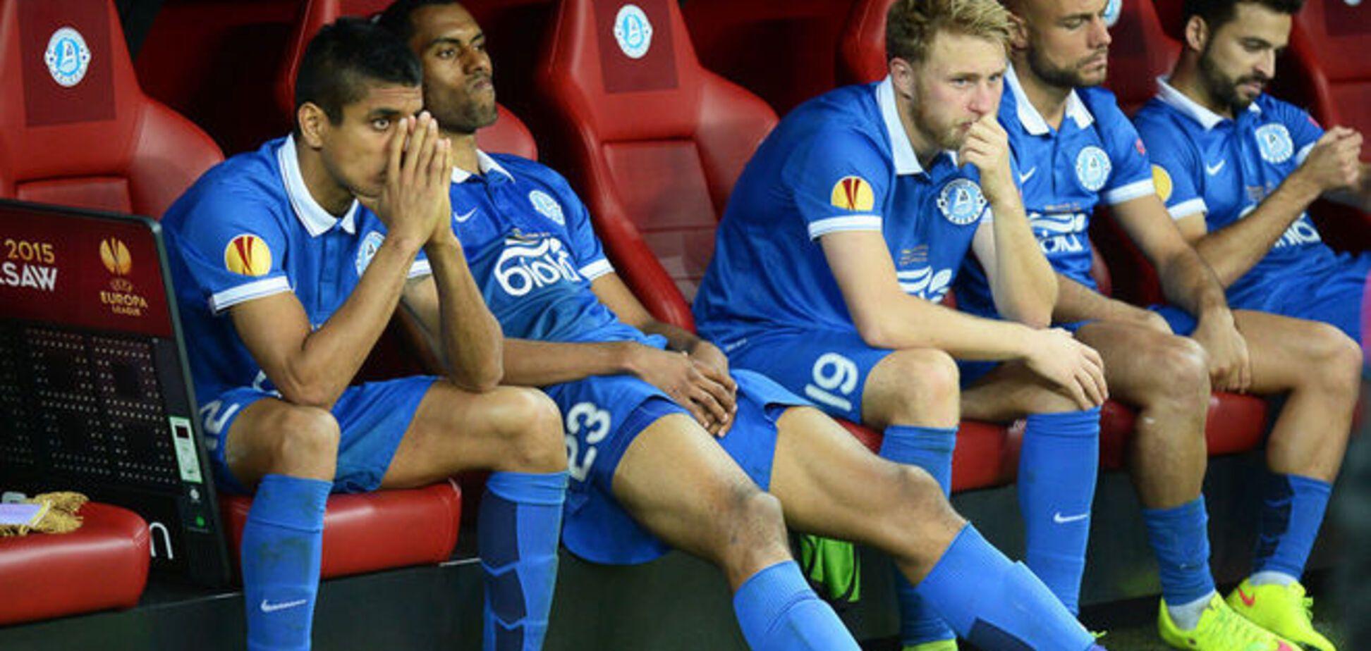 Днепр – Севилья: реакция футболистов на поражение в финале Лиги Европы
