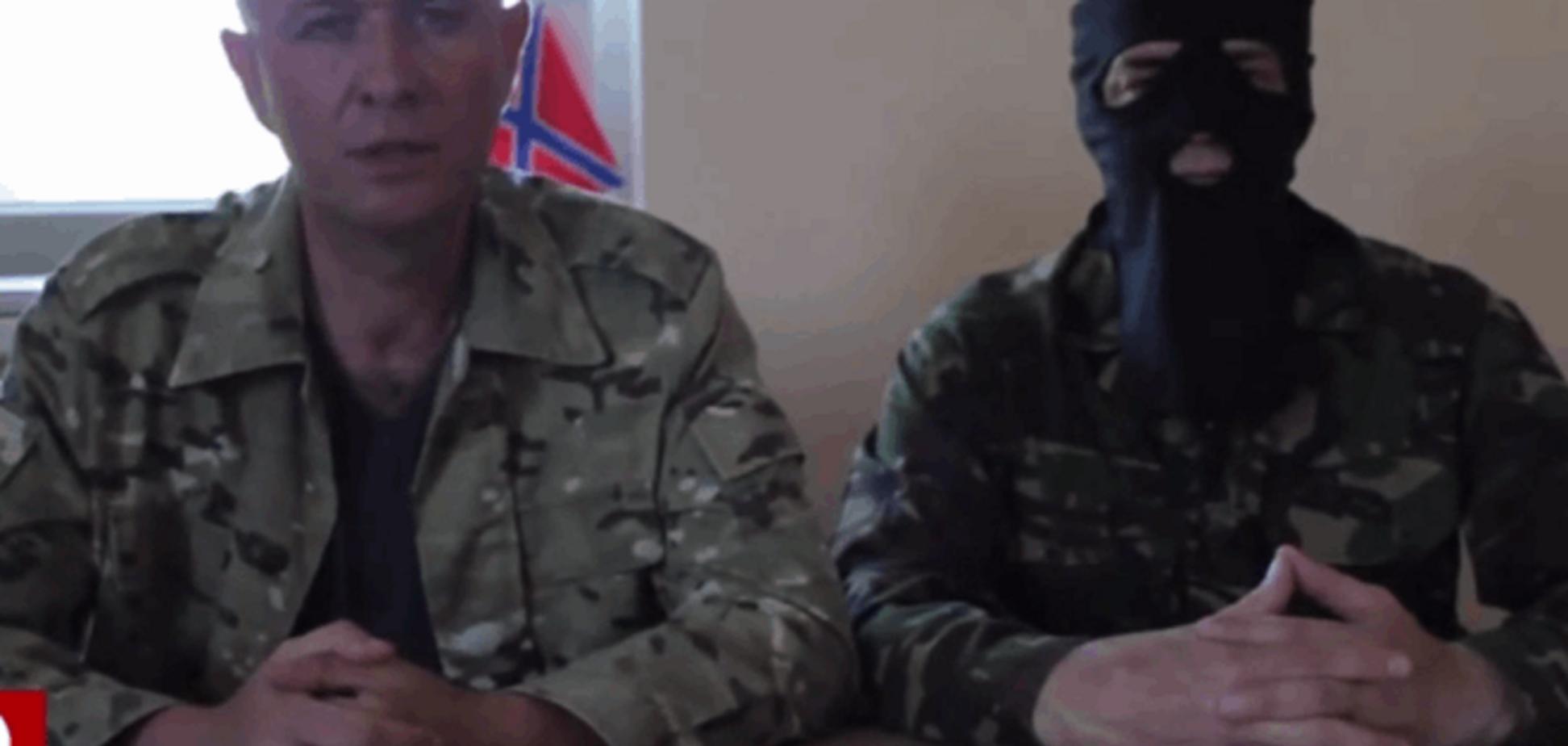 Осиротевшая банда Мозгового начала 'джихад' против 'хунты': видеофакт