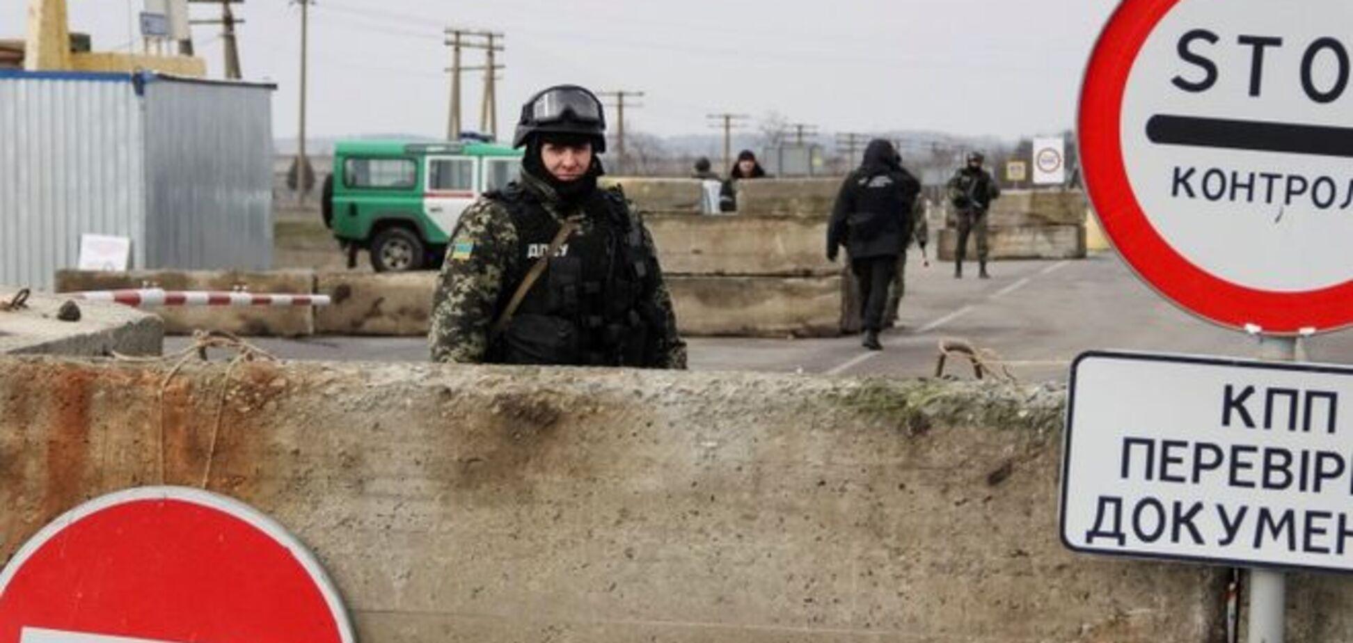 Крымская 'стена': Украина и Россия строят границу на десятилетия