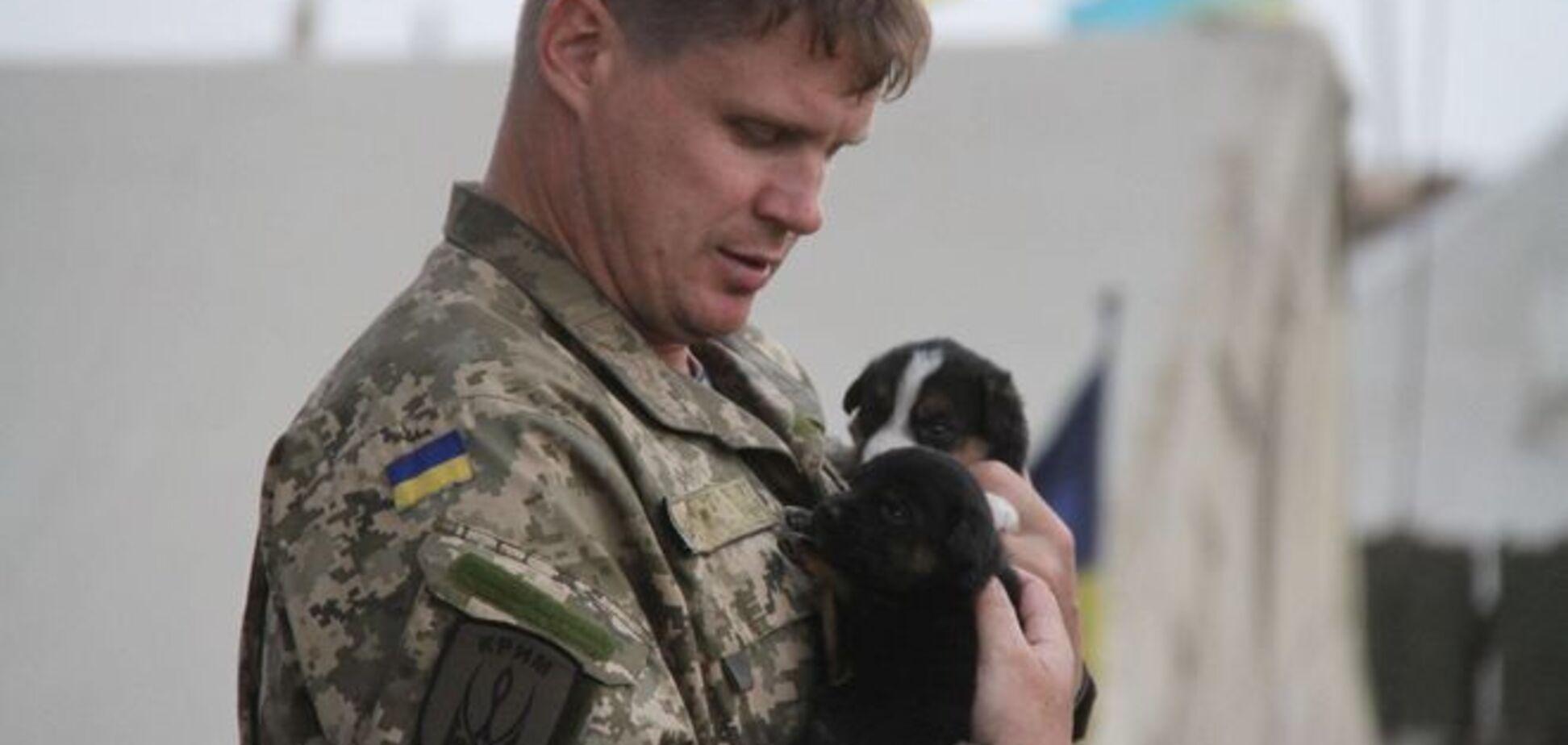 Минобороны показало 'адских псов украинских карателей': фотофакт