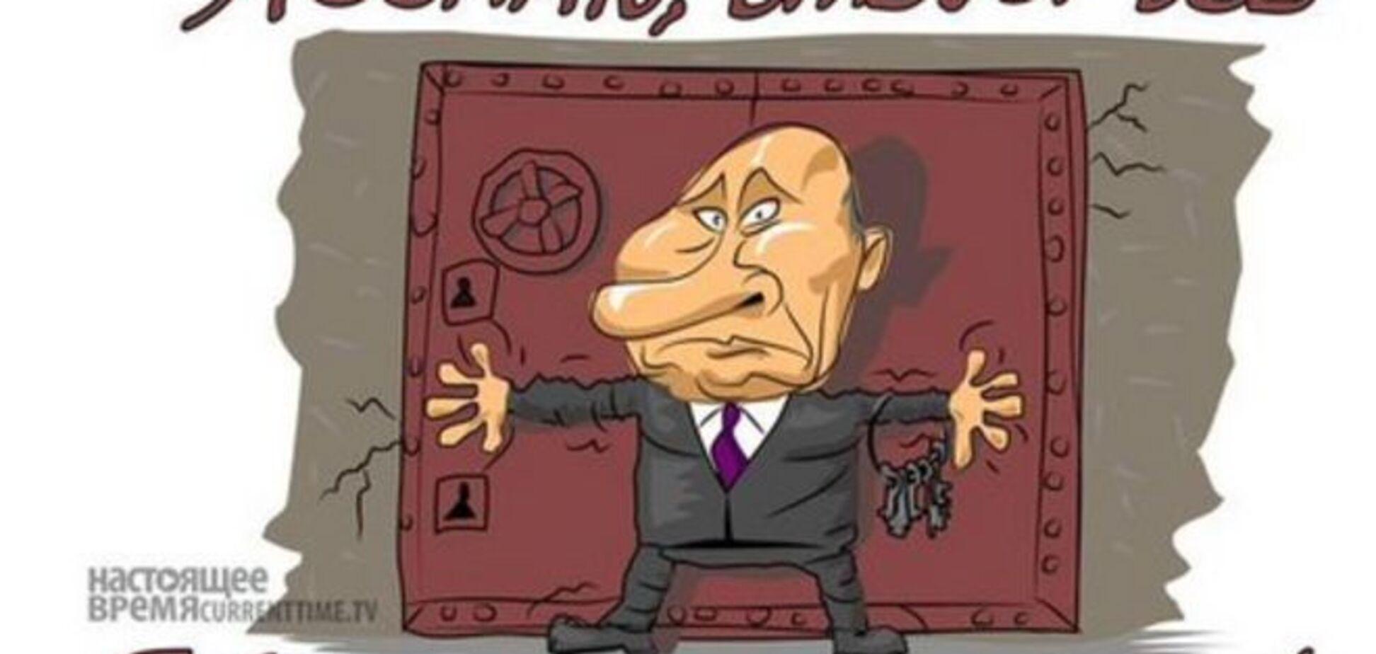 Указ Путина о засекреченности числа цинковых гробов взорвал соцсети
