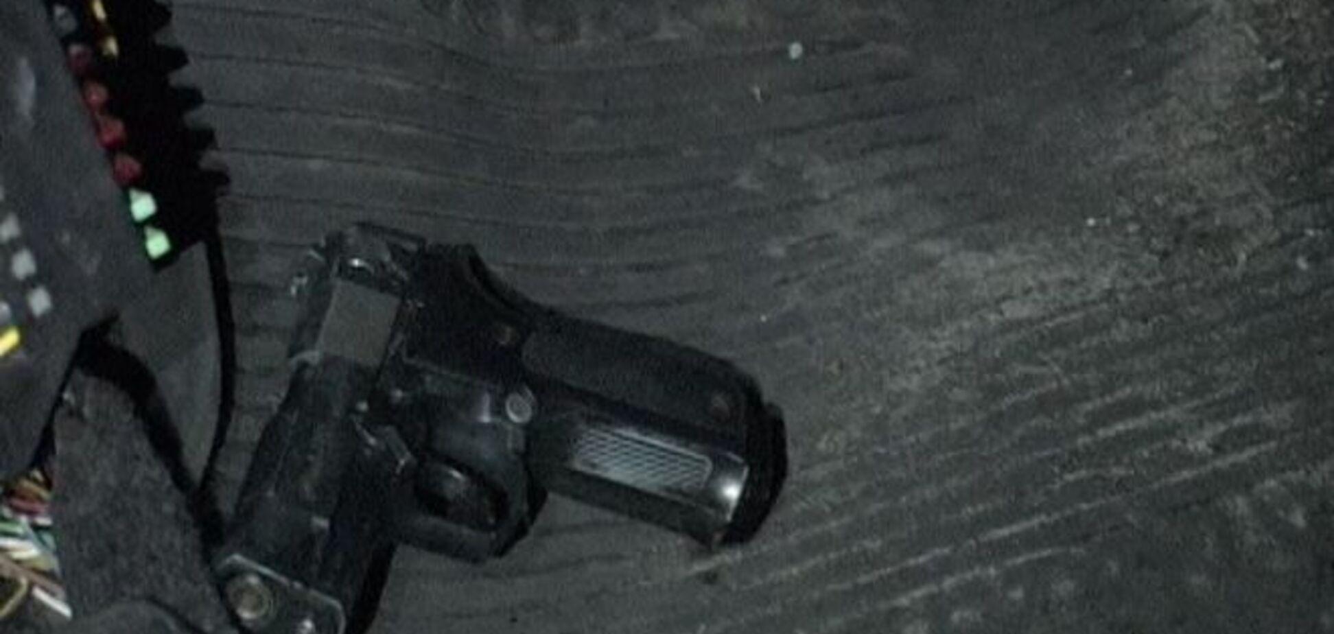 Милиция устроила погоню со стрельбой в Киеве