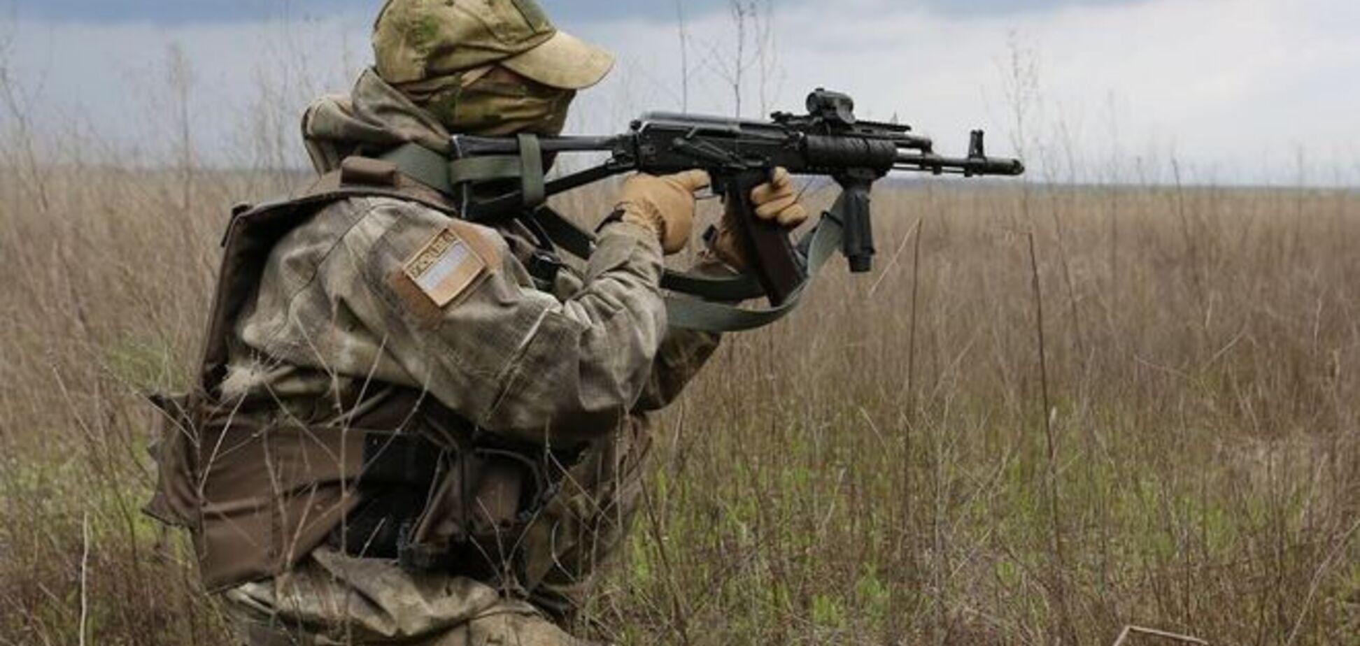 Украинские пограничники припугнули диверсантов: те сбежали