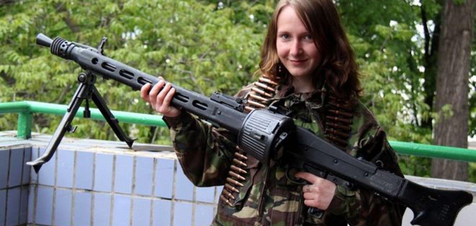 У войны женское лицо! Боец 'Аква Вита' спасла побратимов в Иловайске