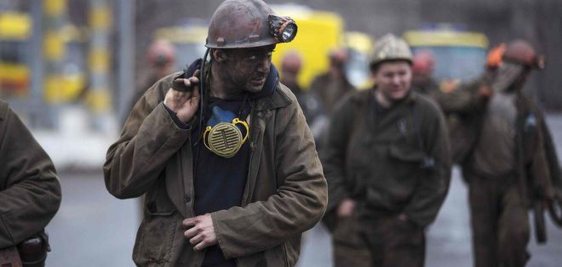 Были да сплыли. В 'ДНР' заявили, что денег на зарплаты шахтерам нет
